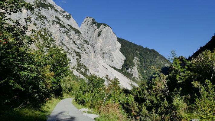 Hüttenspitze-Bettelwurfreise-Winklerwand