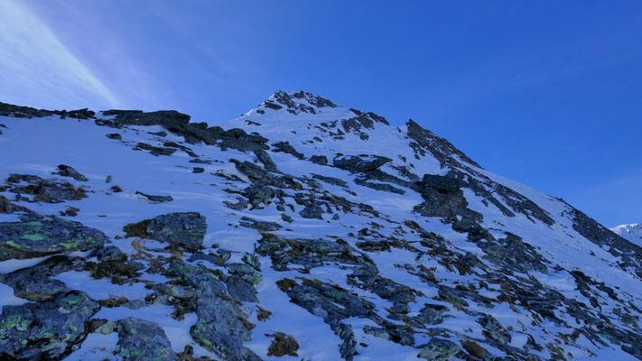 Mit Ski heute...
