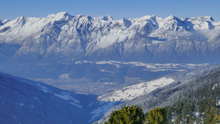 Wattenberg, Inntal und Karwendel