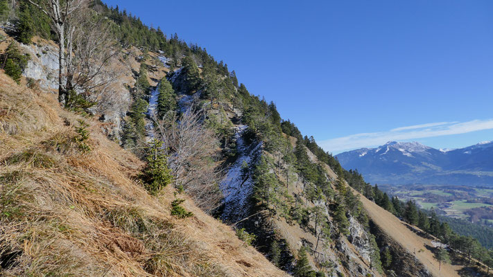 Steig zur Schaferhütte