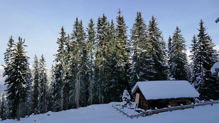 Jagdhütte 1.738m