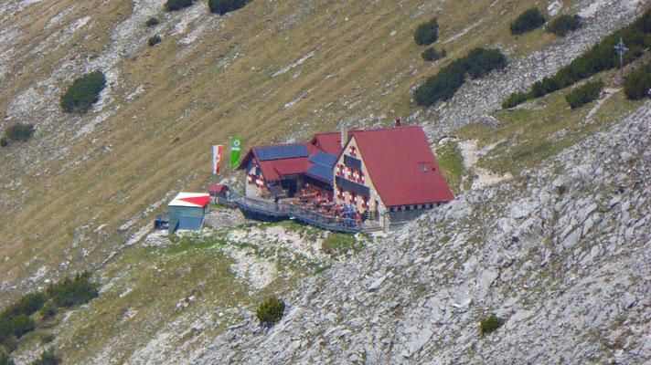 Bettelwurfhütte