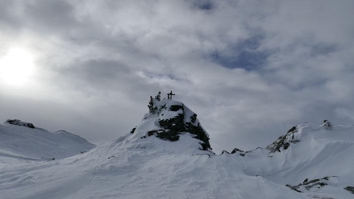 Gipfel Poferer Jöchl