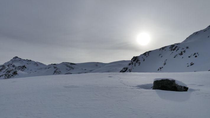Genüssliche Skiwanderung