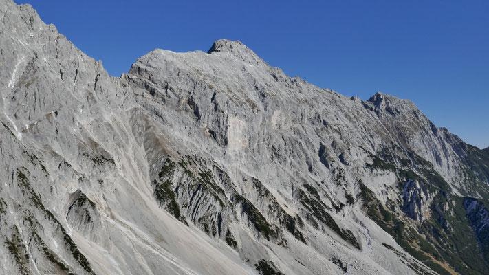 Hochwand, ein Bild von einem Berg