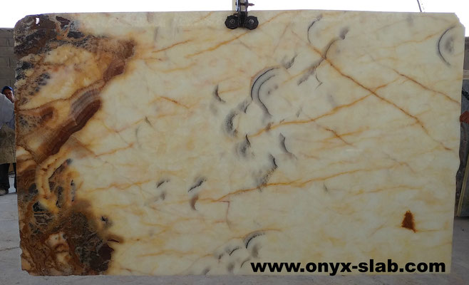 Red Onyx Slab : Red onyx slabs countertops