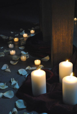 Trauerfeier in der Feierhalle Eberswalde
