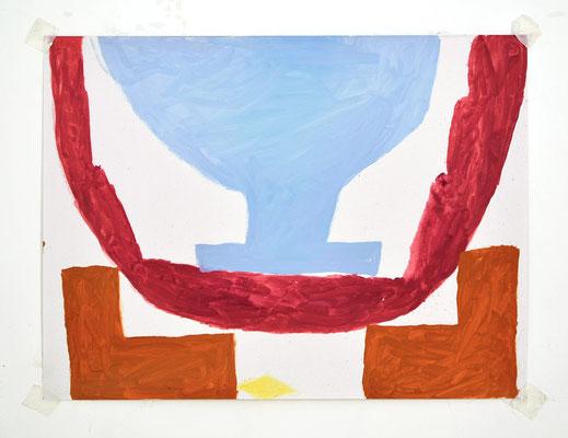 Sasha Pichushkin im Frühjahr2017 in der Galerie SEHR