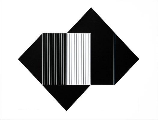 sequenz 235 nr.: 5+1, serigraphie, 1997/98, 50 x 70 cm. Preis:  400€ plus Versandkosten 9,50€