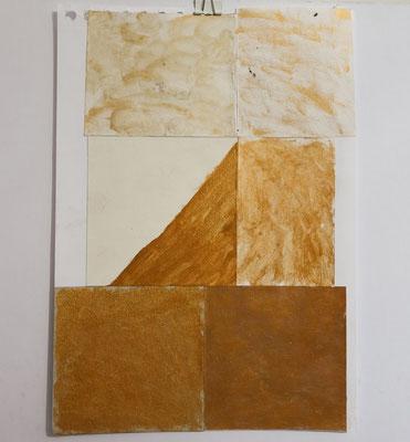 Sasha Pichushkin, Collage IXX, 20 x 30 cm, Galerie SEHR Koblenz