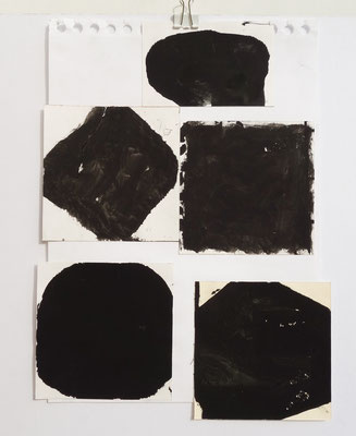 Sasha Pichushkin, Collage XXIX, 20 x 30 cm, Galerie SEHR Koblenz