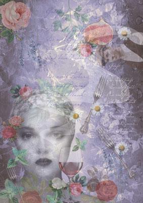 Fotomix - Illustrationen Doris Maria Weigl / Mixed Media