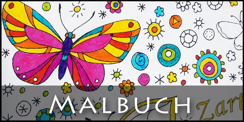 Malbuch Farbenzeit