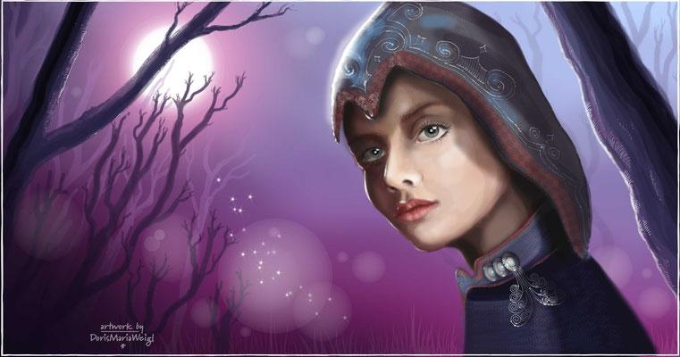Clemea - Vektorgrafik - Illustrationen Doris Maria Weigl / Menschen