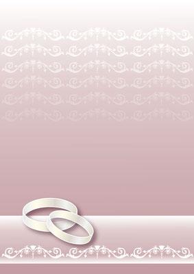Vektorgrafik  Hochzeit 2 - Illustrationen Doris Maria Weigl / Festtage / Hochzeit
