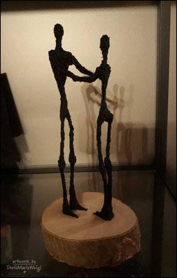 Skulptur - Doris Maria Weigl