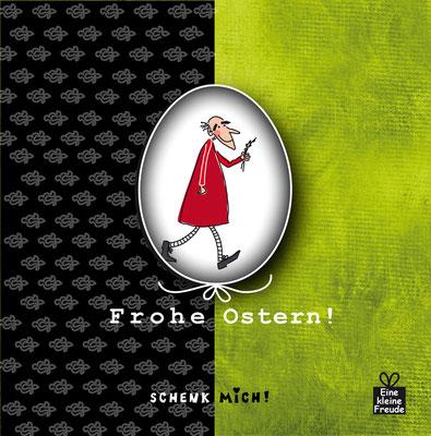Frohe Ostern - Vektorgrafik - Illustrationen Doris Maria Weigl / Festtage