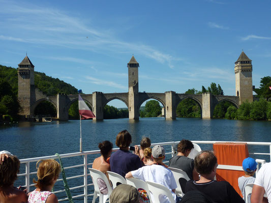 Cruise in Cahors