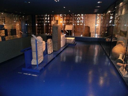 Musée Champollion des écritures du monde