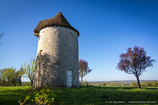 Moulin à Soulomès