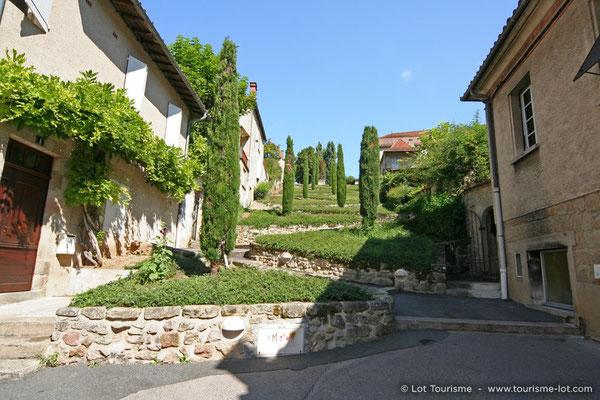 A street in Figeac