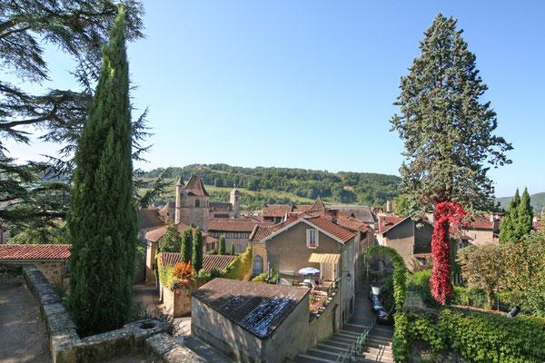 Figeac roof (P. Letraublon - OT de Figeac)