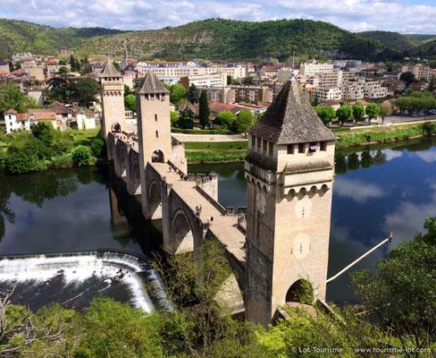 Valentré bridge of Cahors