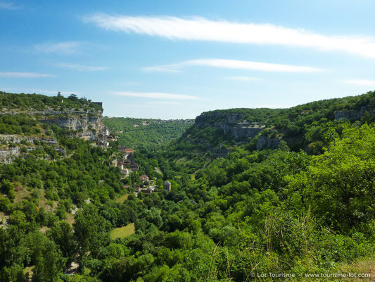The Causses du Quercy natural park