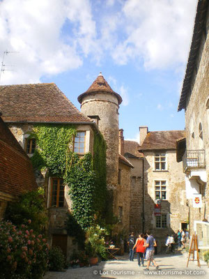 Village de Carennac