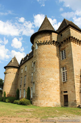 Château de Lacapelle-Marival