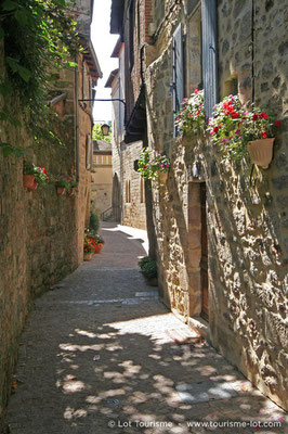 Figeac little street