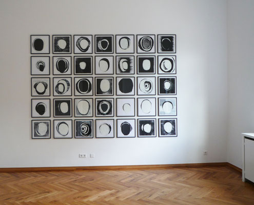 Galerie Olschewski & Behm, Frankfurt 2009