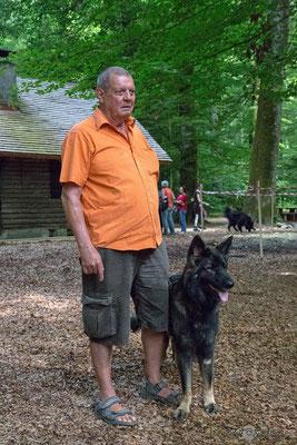 Erwin mit Bailey