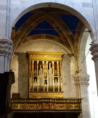 Orgel aus dem Jahre 1955