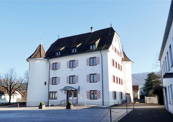 Schloss Von Blaren, heutige Gemeindeverwaltung
