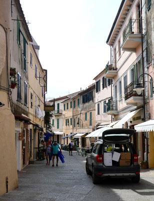 Capoliveri Via Roma