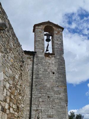 Kirchturm San Biagio a Vignoni