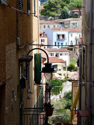 Quergasse zur Via Roma