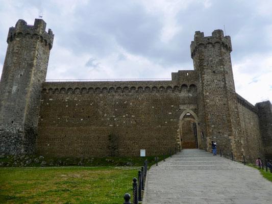 Festung von Montalcino