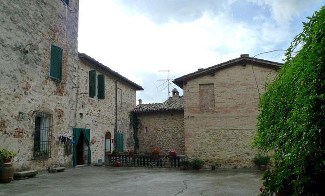 Piazza in Torri