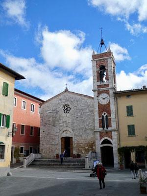 Chiesa della Madonna di Vitaleta