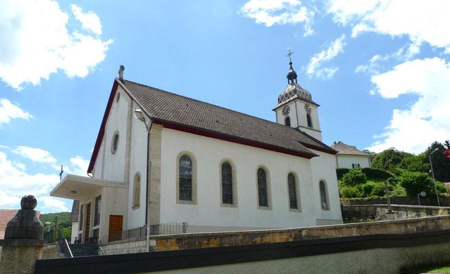 Kirche von Buix