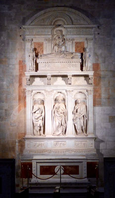San Regolo-Altar