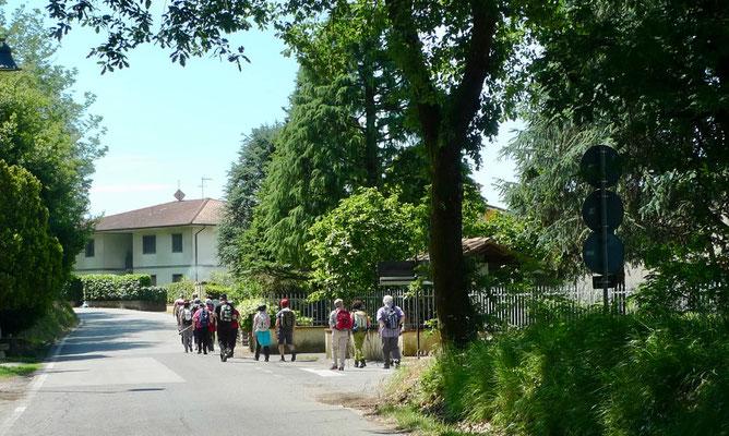 Einmarsch in Montecarlo