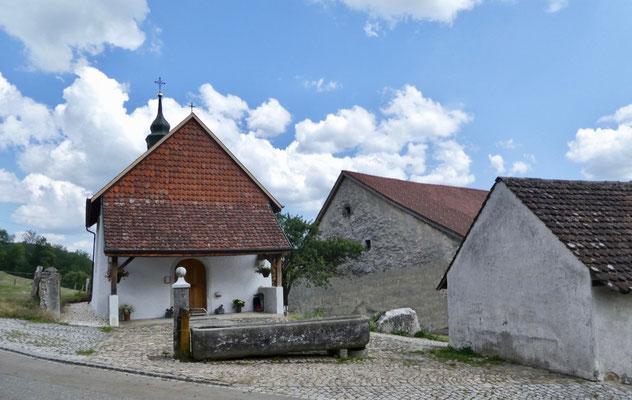 Kirche von Höngen