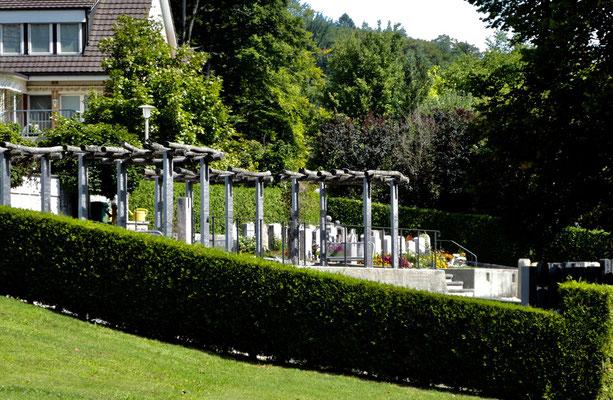Friedhof von Lugsingen