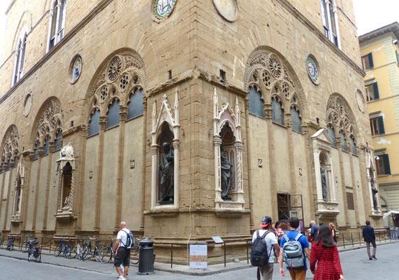 """Kirche Orsanmichele """"Garten von San Miguel"""""""