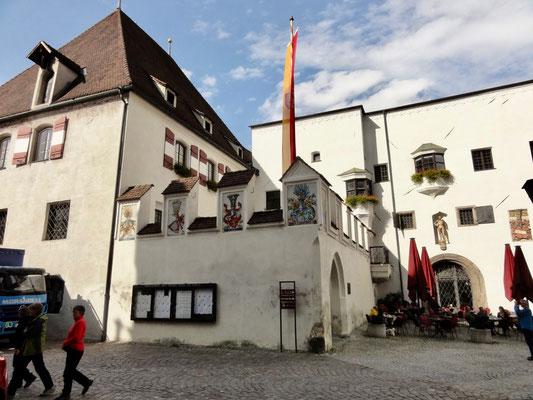 Rathaus von Hall