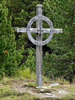 Ein originelles Kreuz