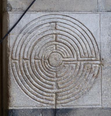Fingerlabyrinth, 50 cm Durchmesser